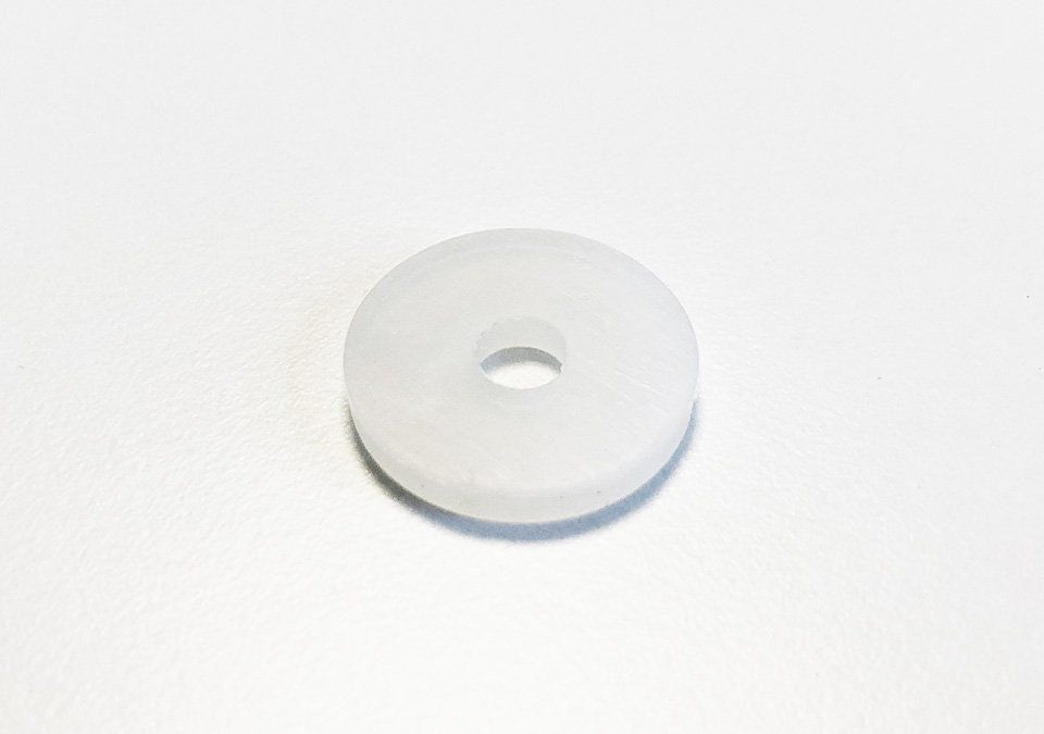 Patent Cork Washer Silicone 6/22mm