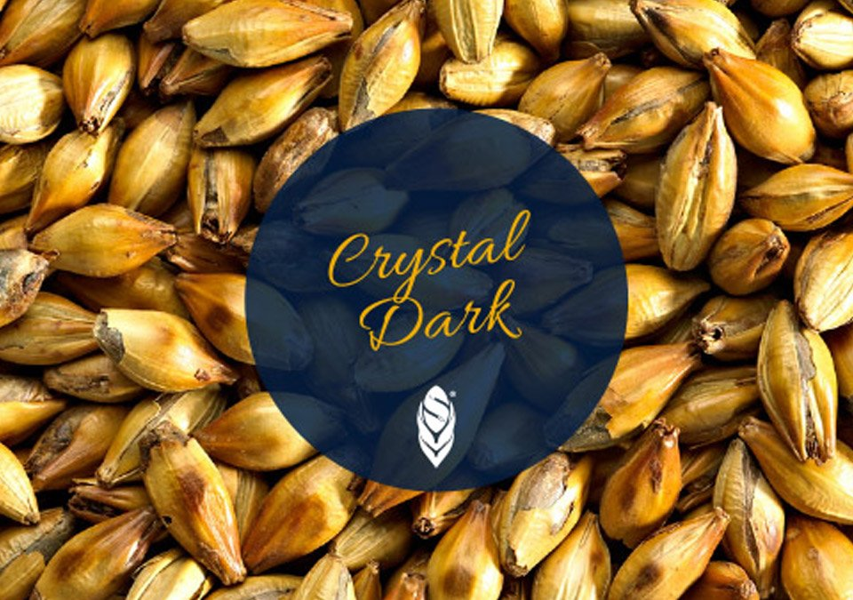 Simpsons Crystal Dark Malt 2kg Crushed
