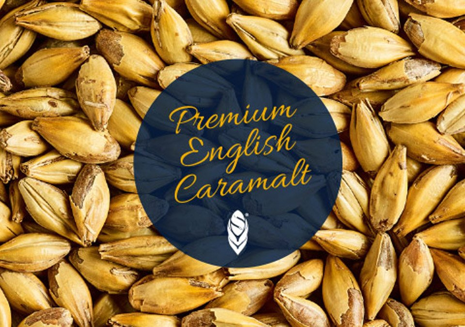 Simpsons Premium English Caramalt 2kg Crushed