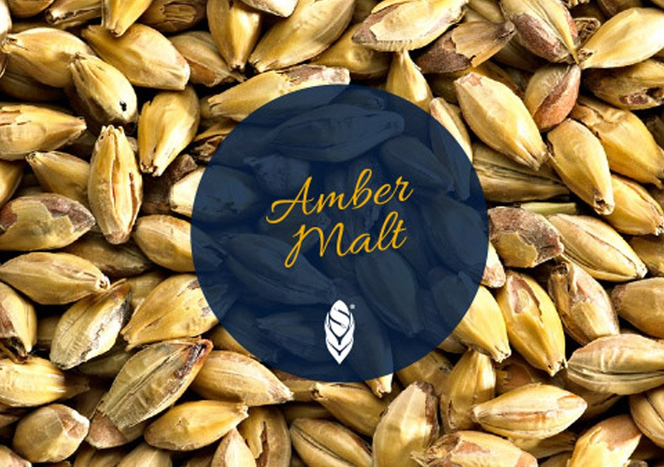 Simpsons Amber Malt 2kg Whole