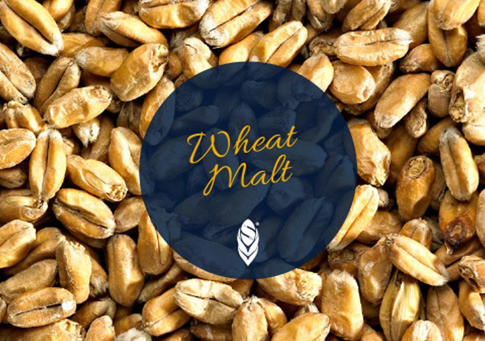 Simpsons Wheat Malt 3kg Whole