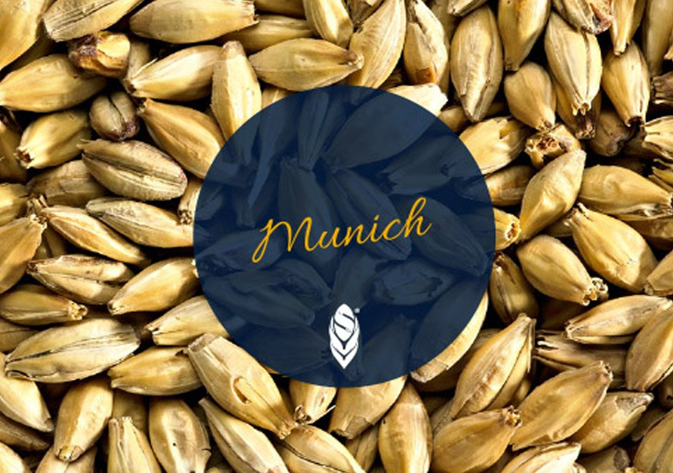 Simpsons Munich Malt 3kg Whole