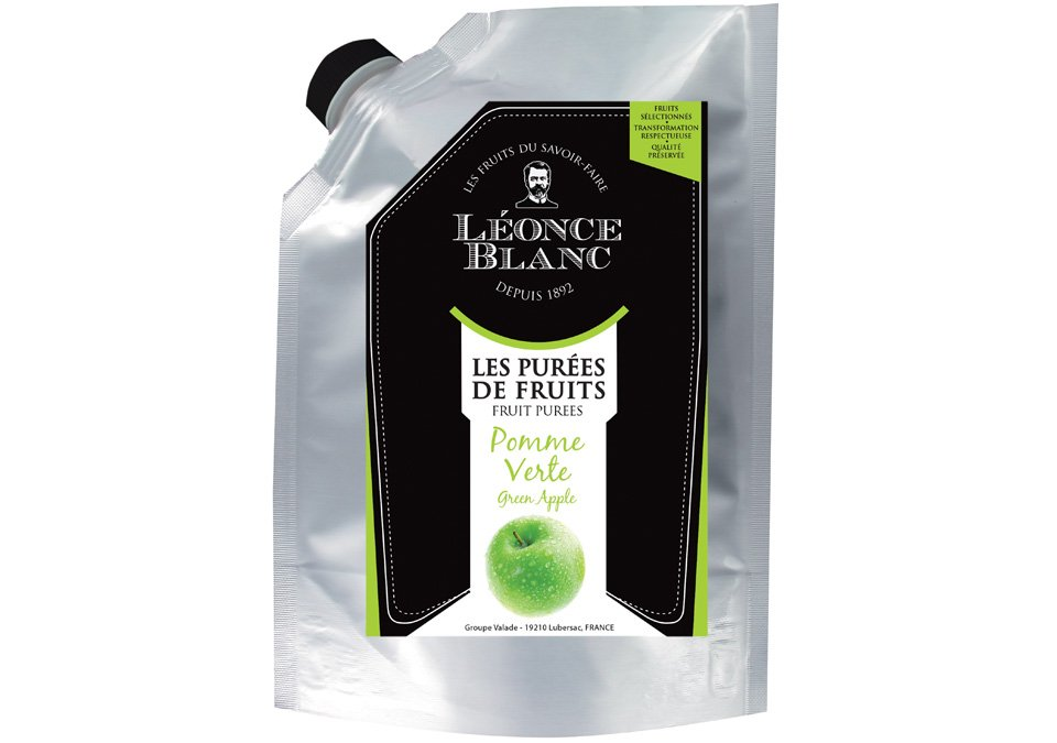 Léonce Blanc Puré Green Apple 1kg