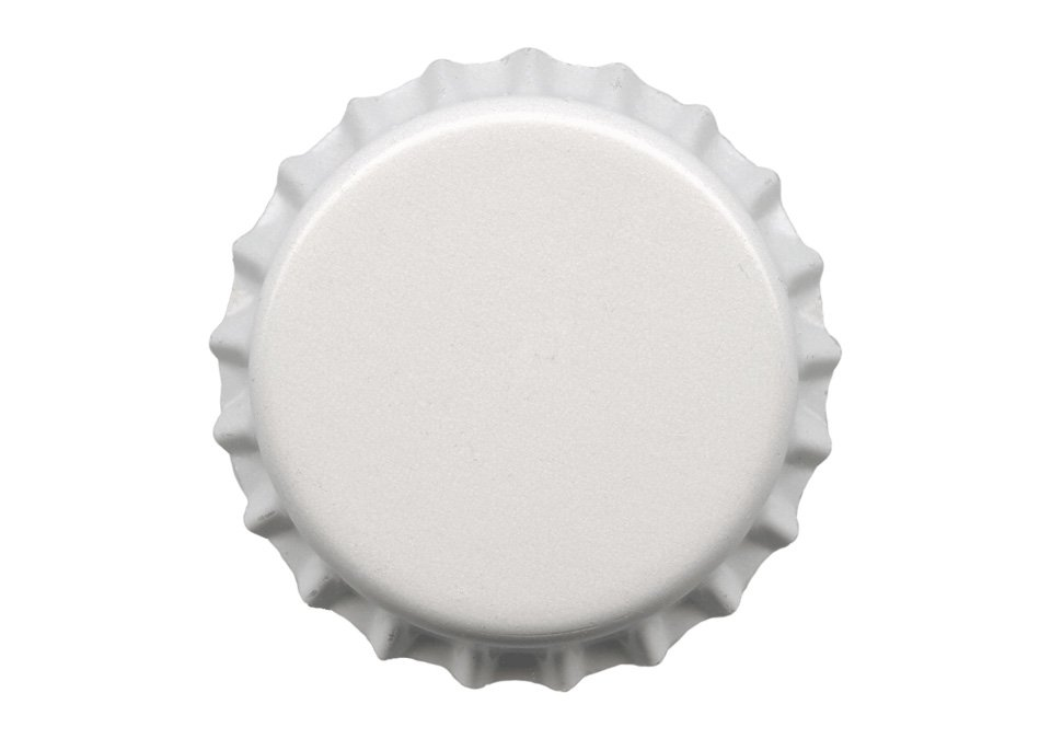 Caps 40-pack White