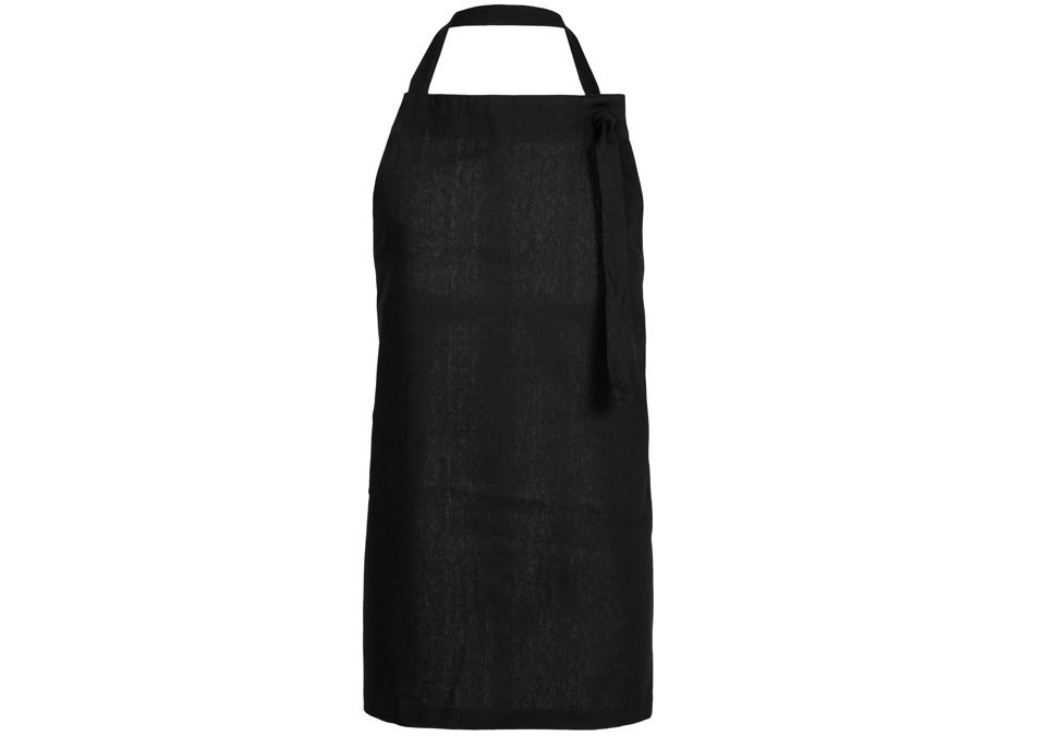 Apron Soft Black