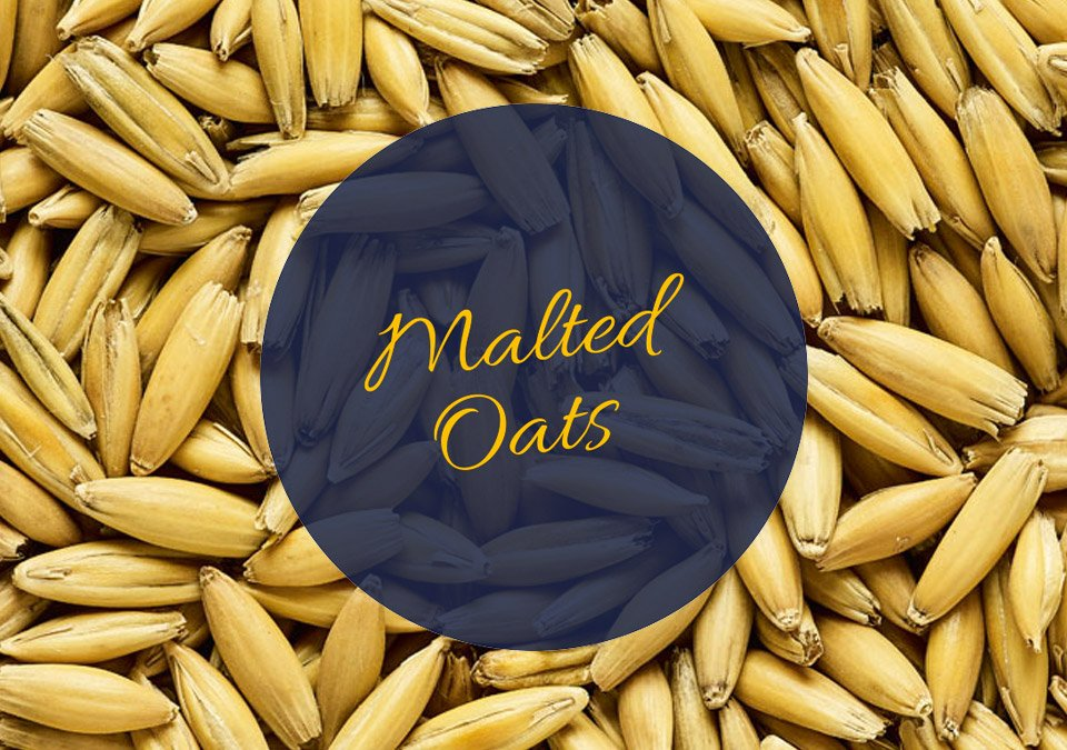 Simpsons Malted Oats 500g Crushed