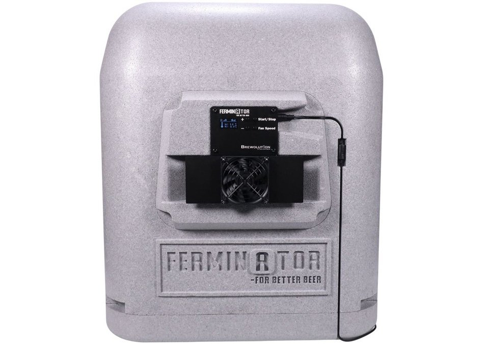 Ferminator Basic Thermostat Controlled Cooler