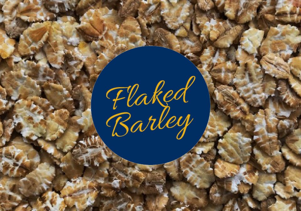 Simpsons Flaked Barley 500g