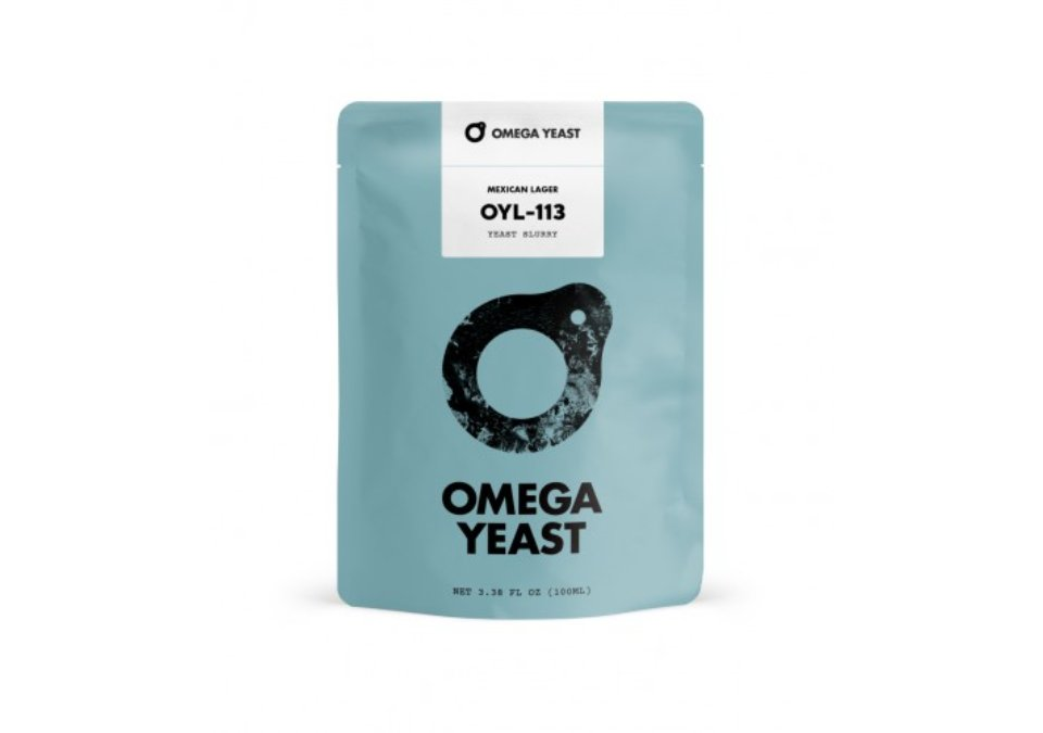 Omega Yeast OYL-113 Mexican Lager Yeast